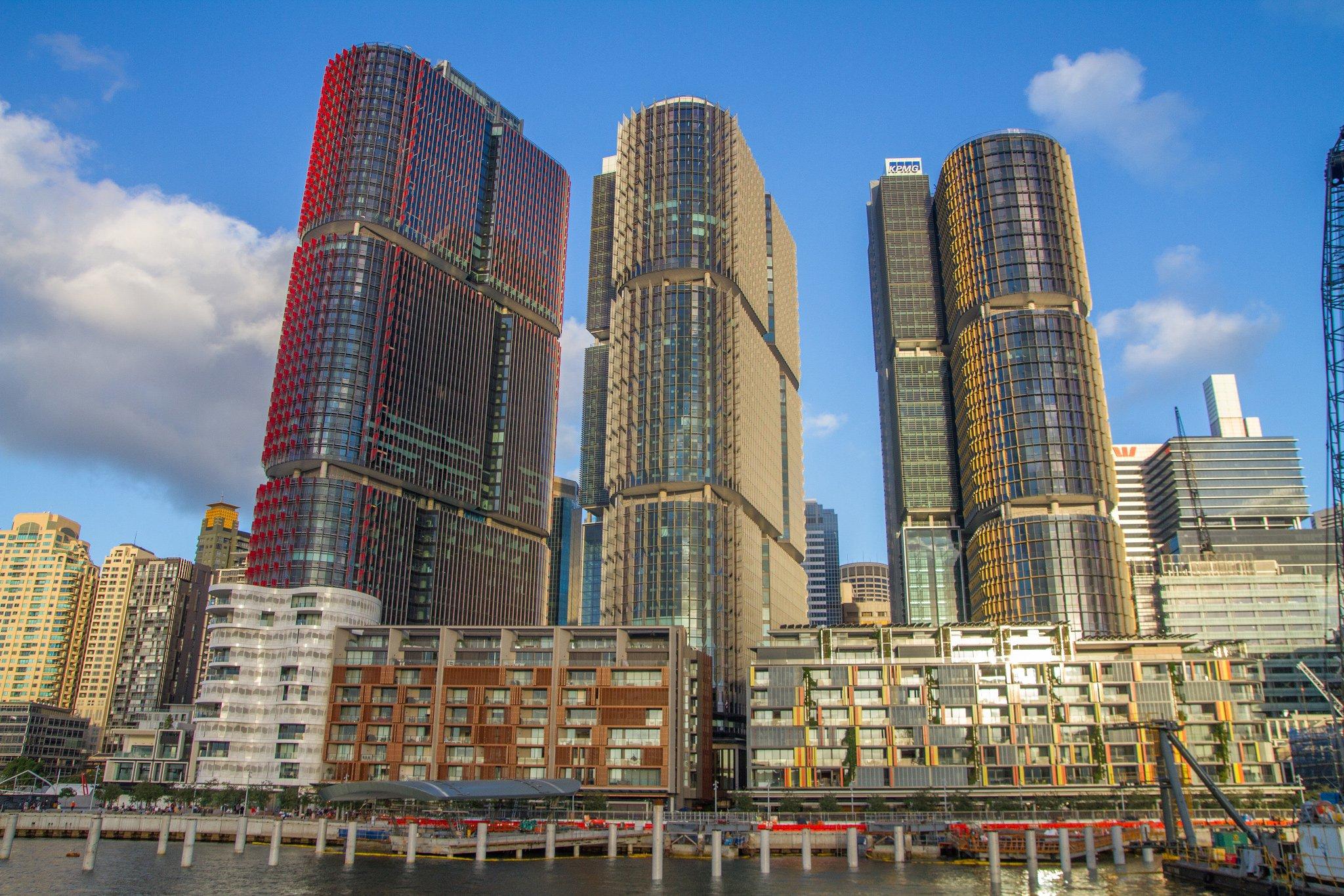 International Towers Sydney