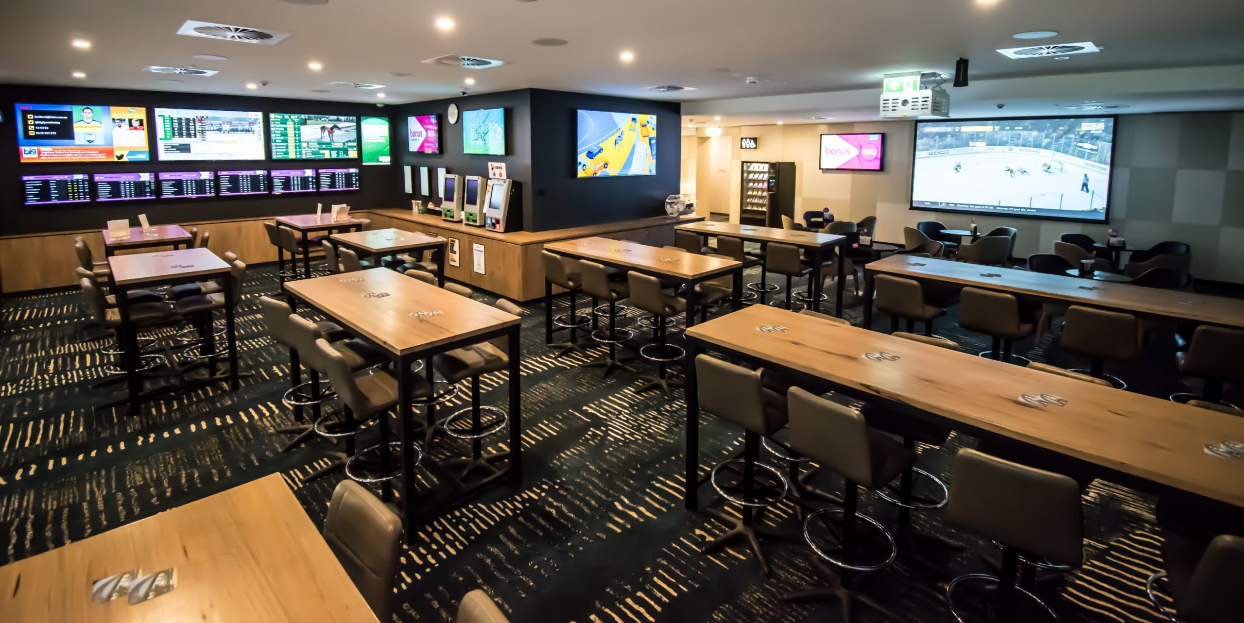 Brighton Le Sands RSL - Sports Lounge