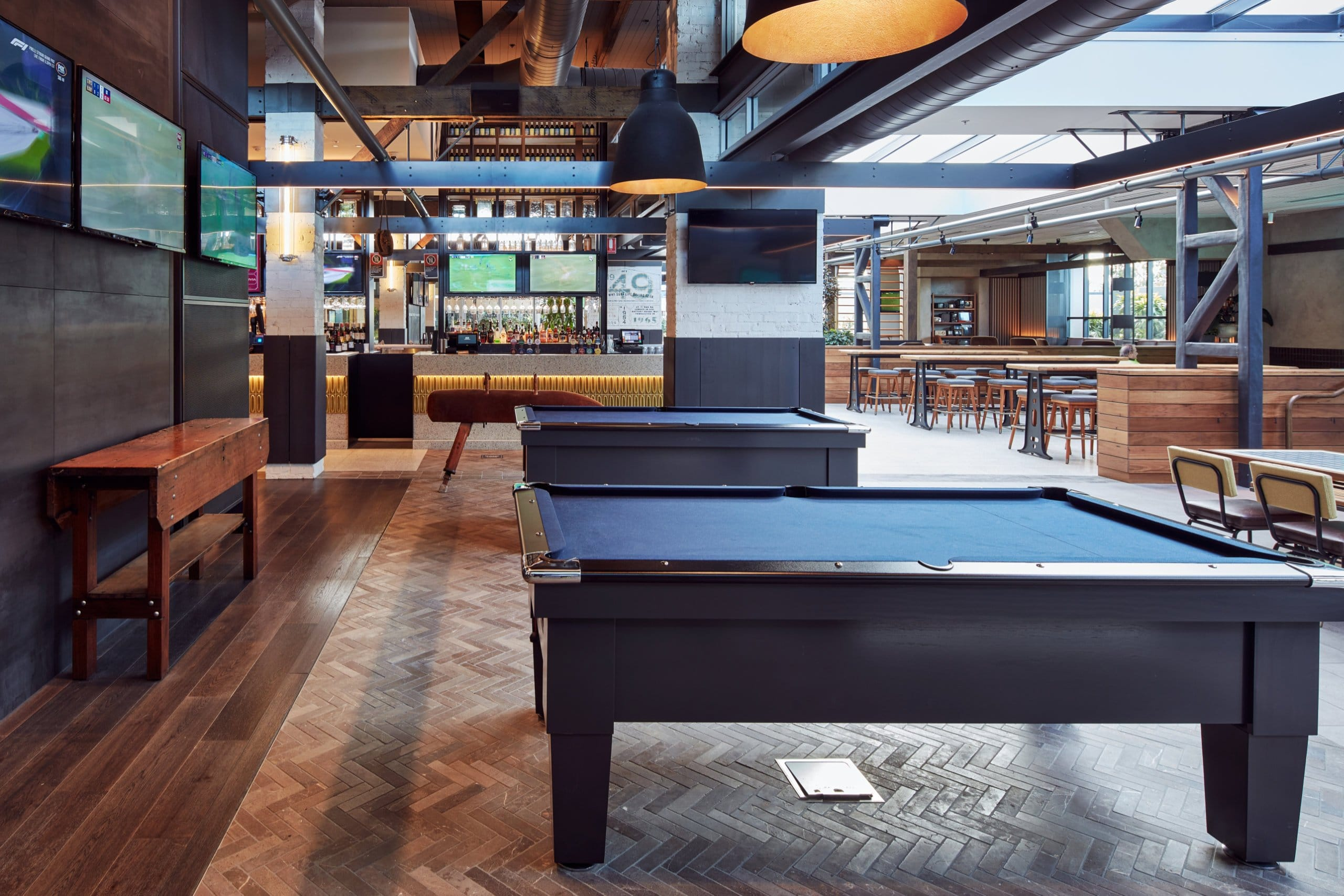 Dee Why RSL Battery House Pool Table