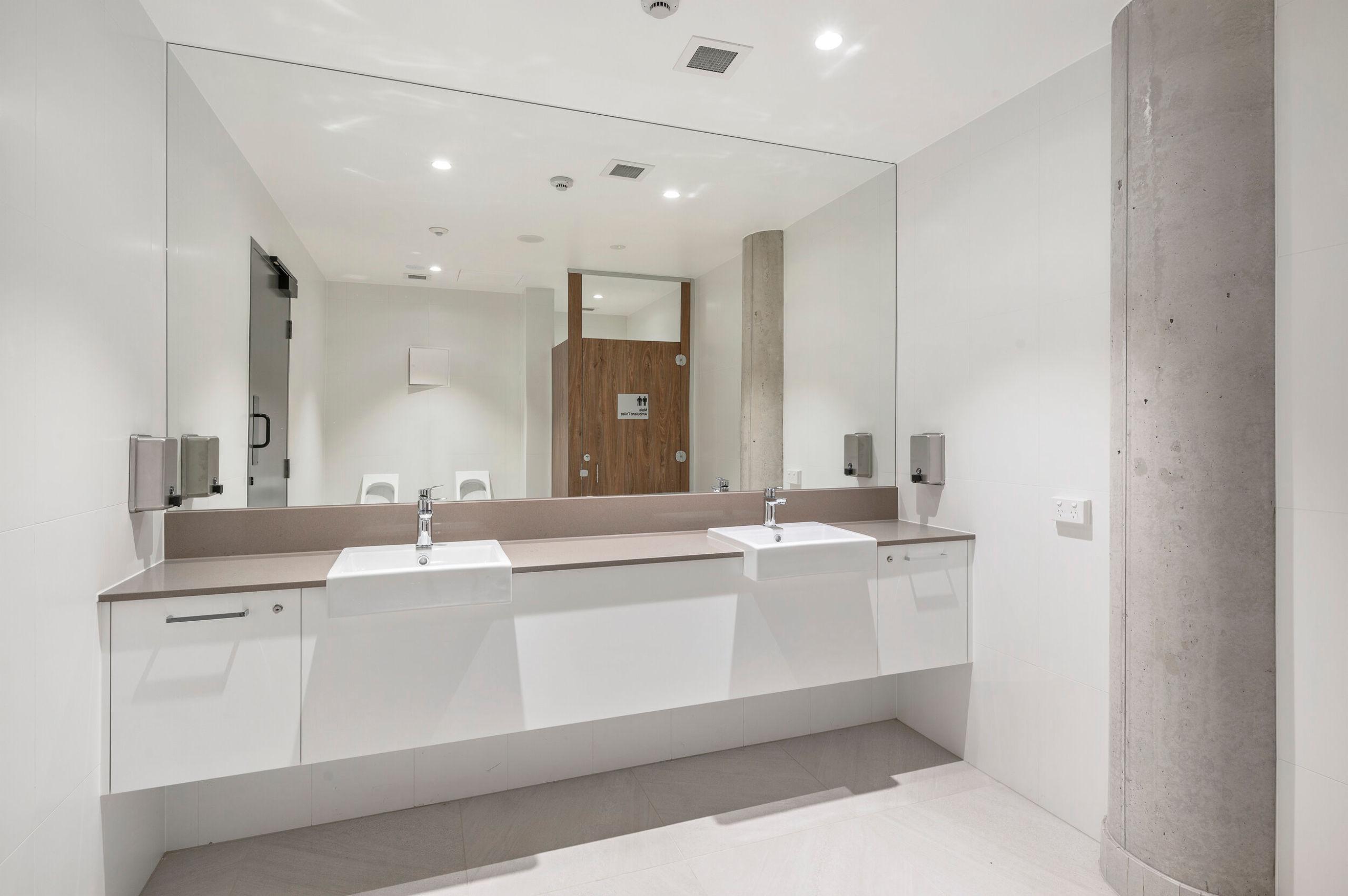 Bathroom ammenities